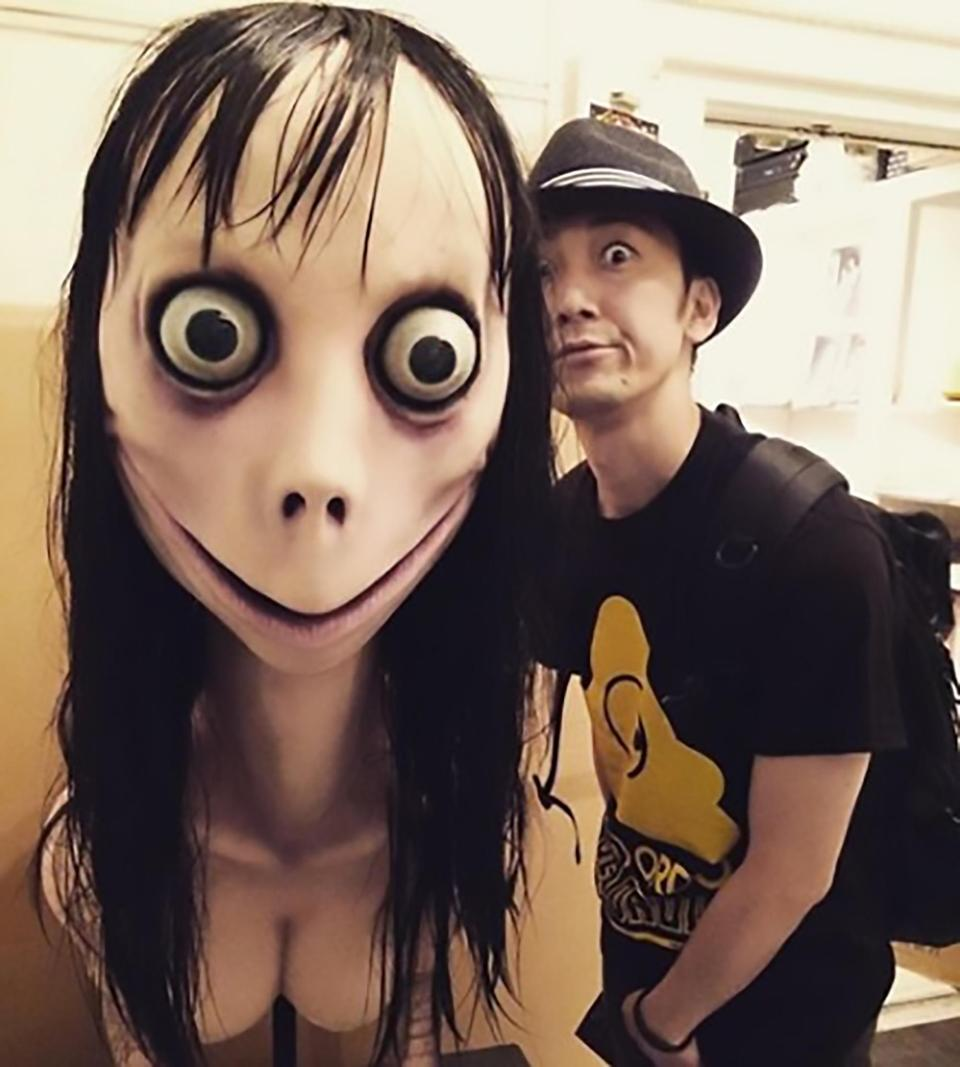Momo Challenge: Story Behind Creepy Doll Photo That Is Now a