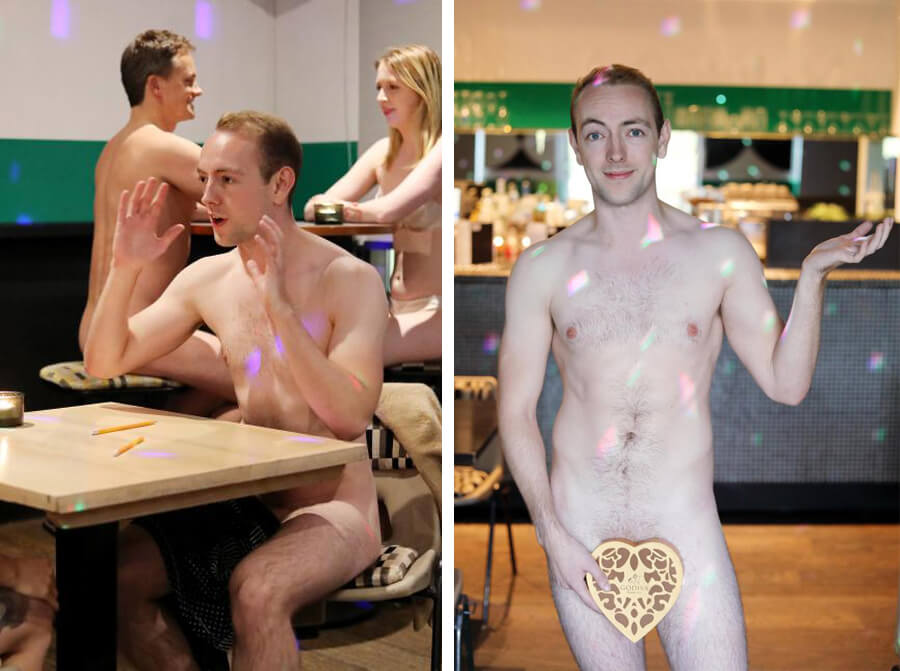 Naked Confidence: People in UK Go Nude on a Speed Dating and Strongly Recommend That You Try It Too
