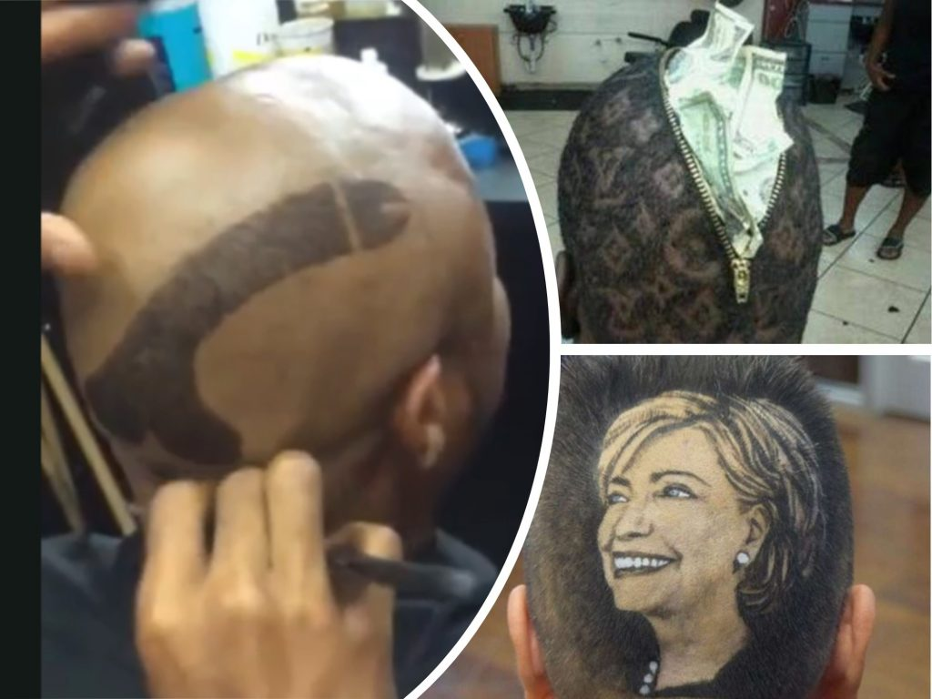 Haircut Fails 9 Ridiculous Penis Celebrity Faces And Animals Cuts