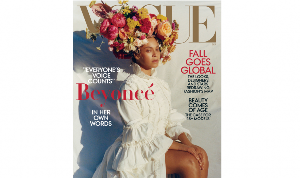 6 Vital Things Every Woman Should Learn from Beyoncé's Vogue Interview (Just Look at This Gorgeous Cover!)
