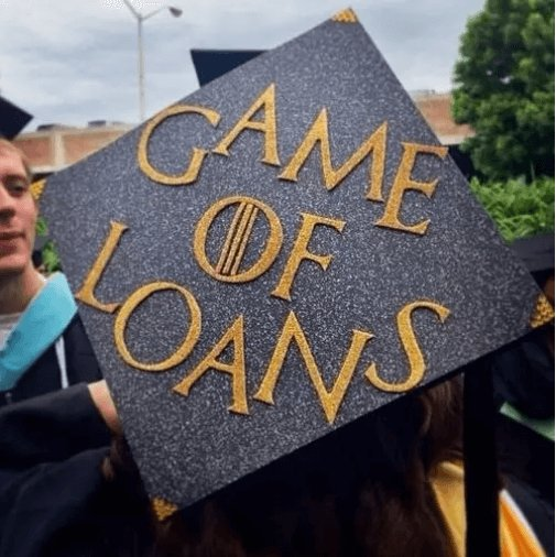 LOL: The Game Of Loans or 14 Best Student Loan Memes You Have Ever Seen