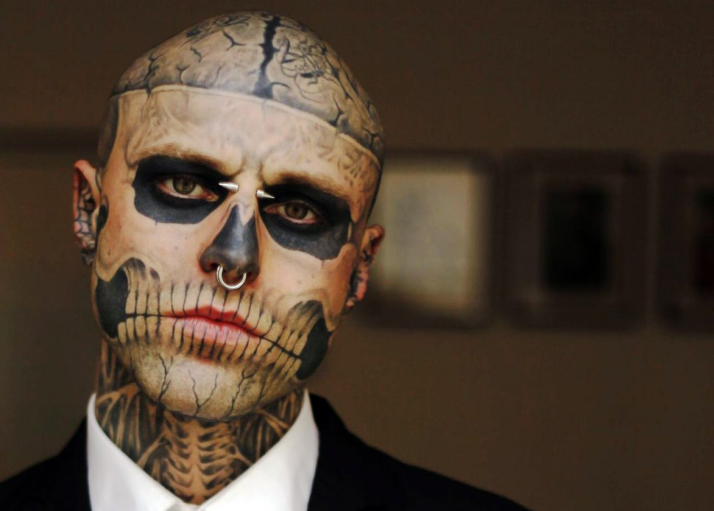 zombie-boy-model-died-photo