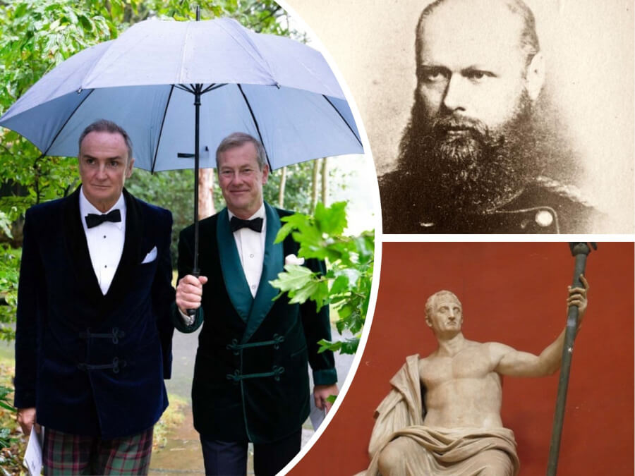 Lord Ivar Mountbatten, Anne Of Great Britain + 8 More Famous Royal Gays From History You Had No Idea About