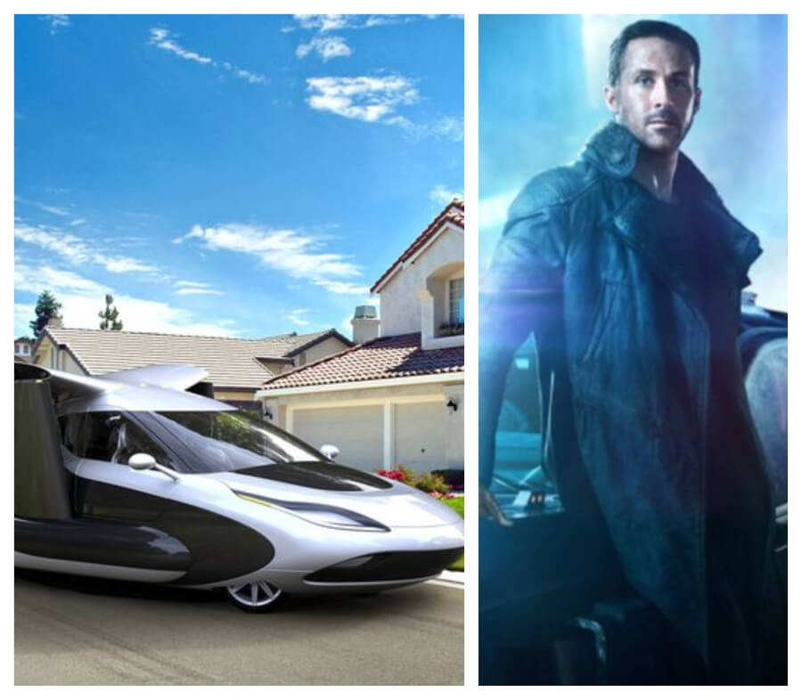You Can Now Pre-Order World's First Flying Car and Feel Yourself Like in 'Blade Runner' Movie - Here's How It Looks