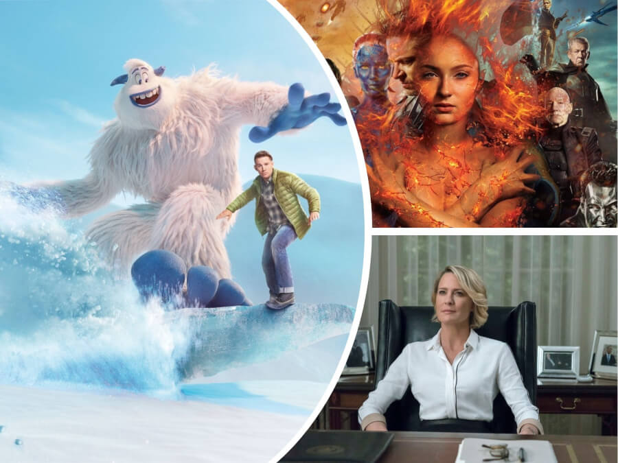 'Smallfoot' Premiere, Fresh 'House Of Card' Trailer + 4 More Movie News and Announcements of the Week