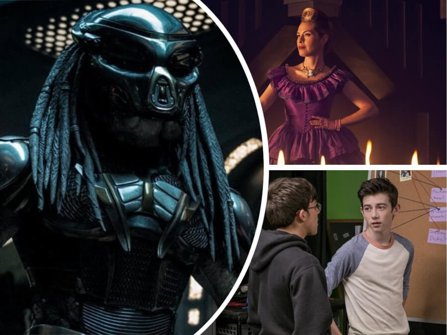 The Predator 2018, American Horror Story: Apocalypse Premiere + 7 More Movie News and Announcements of the Week
