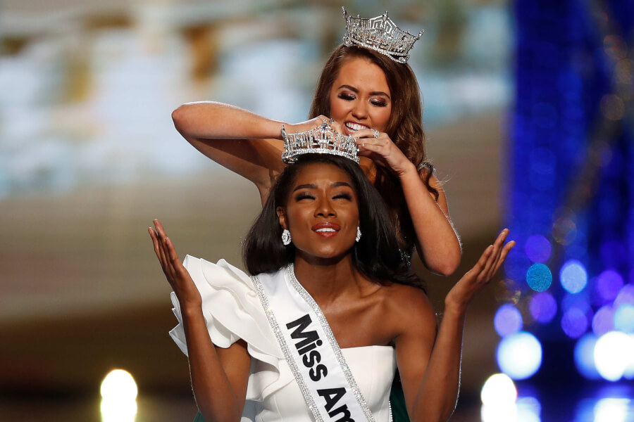 Miss America 2019: Facts to Know About Miss New York, Nia Franklin, Who Won Historical Swimsuit-Free Competition