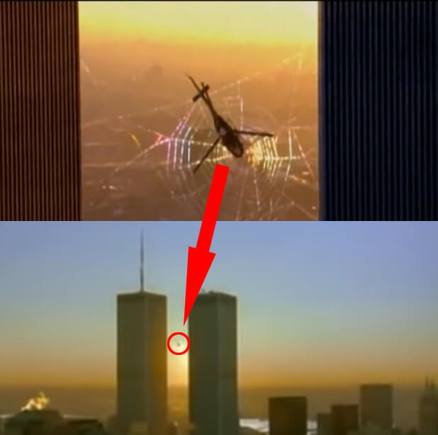 spider-man-911-world-trade-center-pic