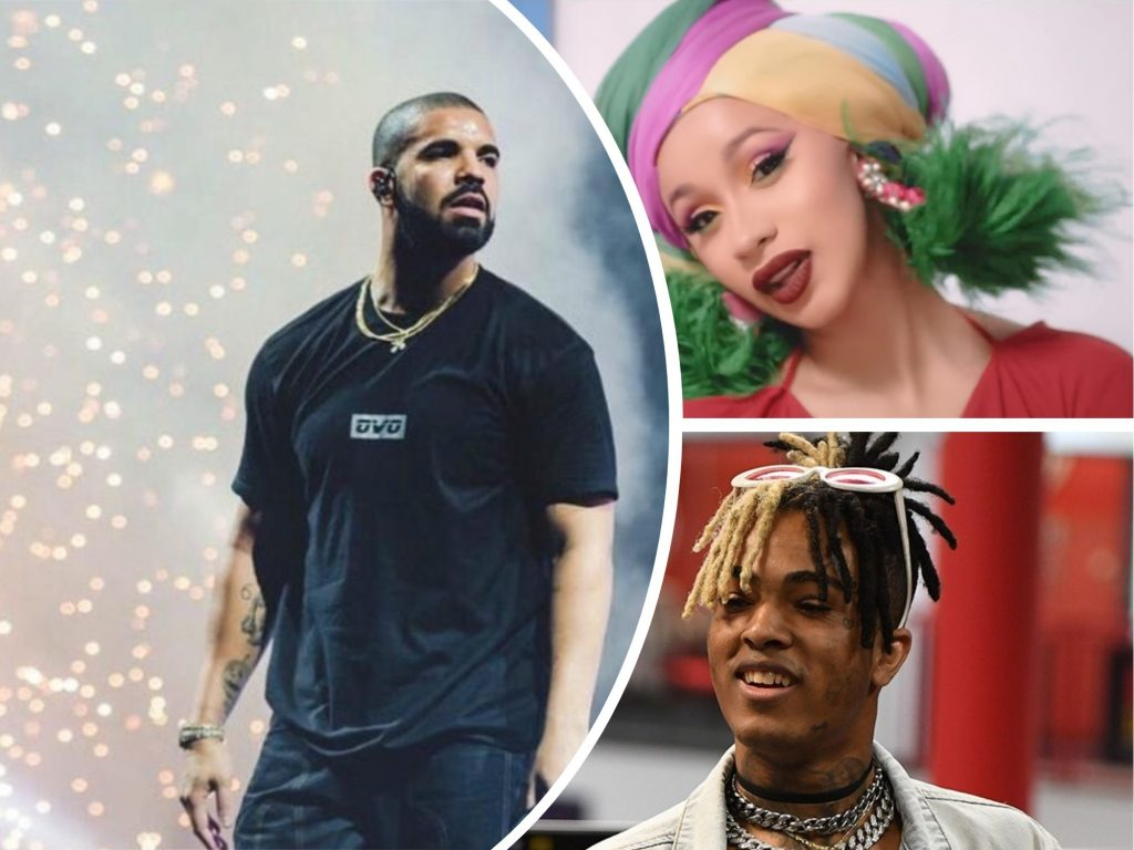Summer Vibes 2018: Here's Spotify's Top US Songs of This Season - Spoiler, a Lot of Drake!