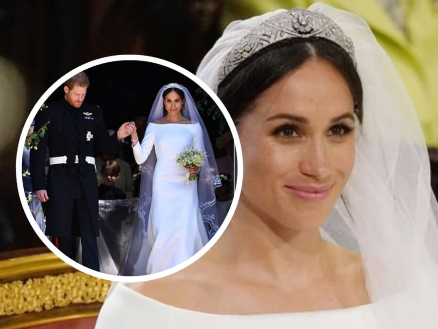 Meghan Markle Reveals Her Touching Surprise for Prince Harry on Wedding Day + How Much Bridal Gown Cost?