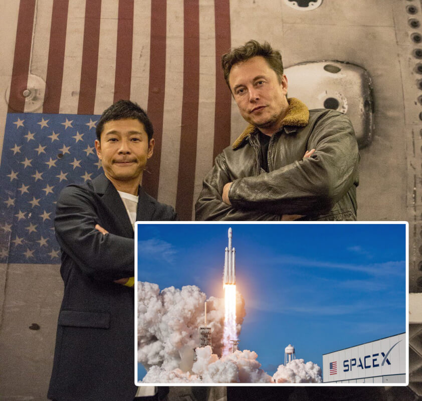 Yusaku Maezawa to Go to Moon with SpaceX: 9 Fascinating Facts You Need to Know About First Space Tourist