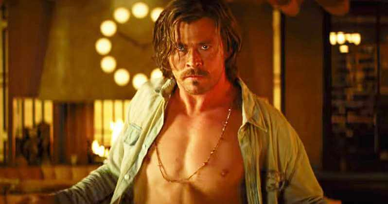 'Bad Times at the El Royale': 6 Things to Know About Mysterious Crime Thriller Starring Chris Hemsworth and Dakota Johnson (Trailer Inside)