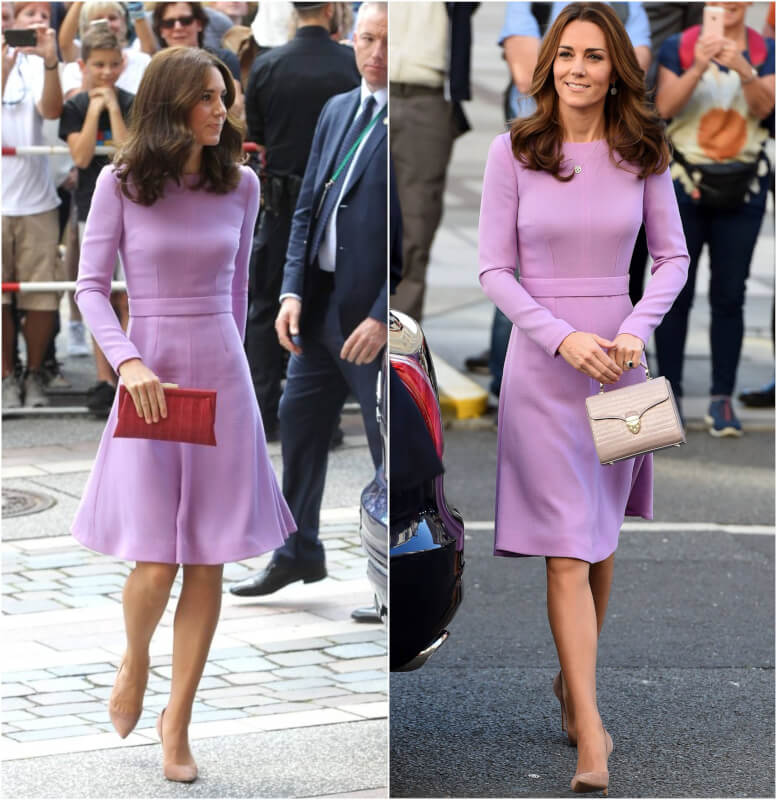 Kate Middleton and 7 Other Celebrities Who Have Been Caught Wearing The Same Outfit More Than Once