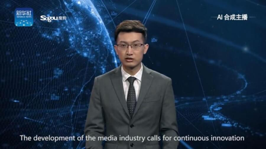 AI Chinese TV News Presenter, 'Water Cop' + 4 Other Necessary Jobs of the Future That We All Will Need Soon