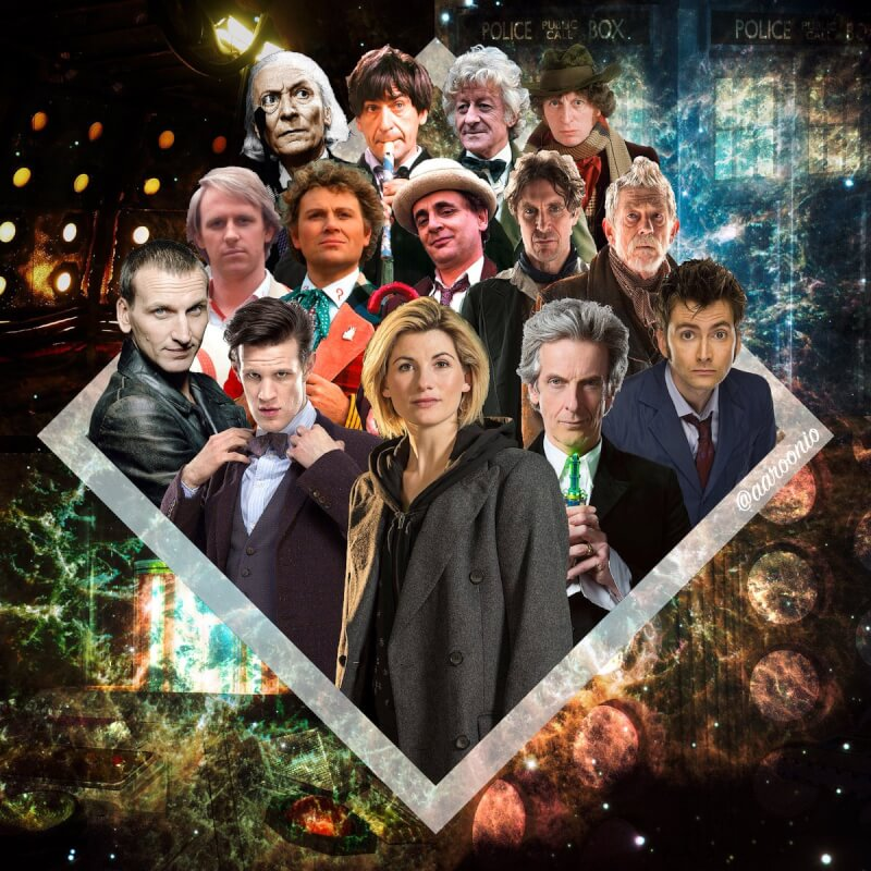 "QUIZ: Which ""Doctor Who"" Are You?"