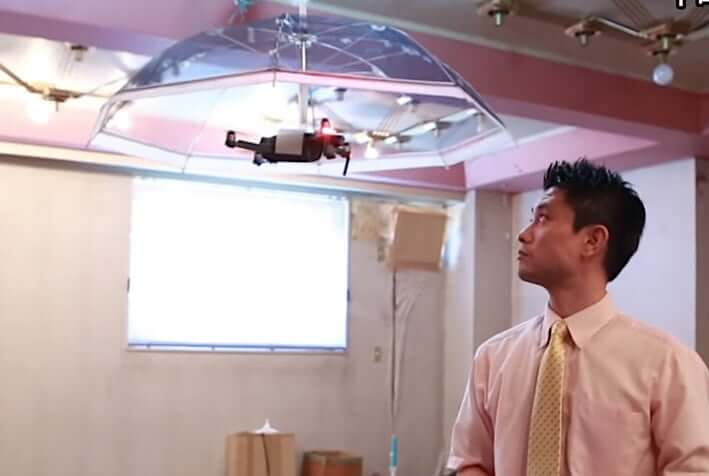 Incredible Drones That Can Do Anything: From Carrying Your Umbrella to Breaking World Records