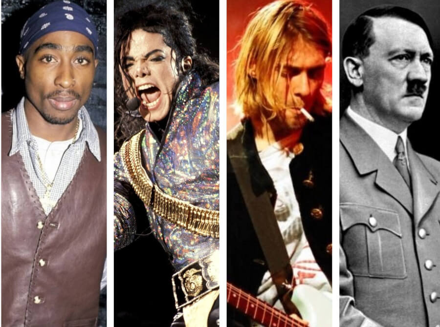 Michael Jackson, Kurt Cobain and Other Famous People Who Might Be Still Alive!
