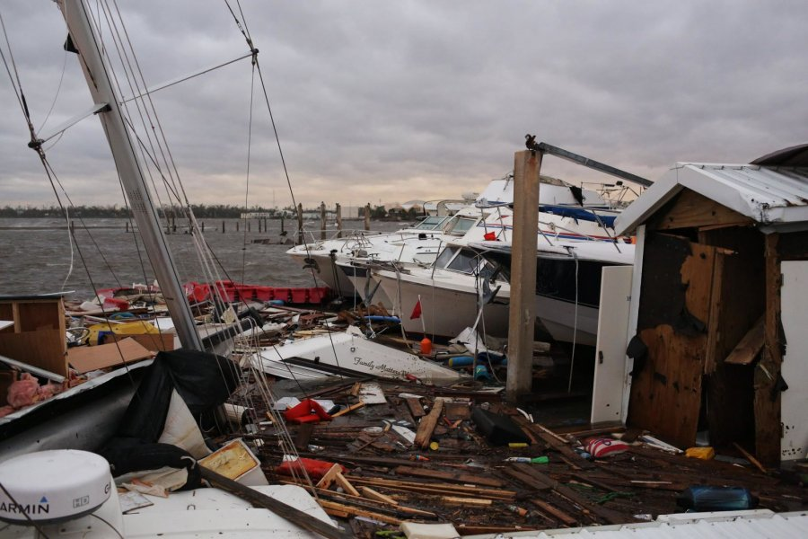 Hurricane Michael Damage in Florida Panhandle in Horrible Pictures and Video