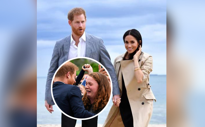 Prince Harry and Meghan Markle: 4th Day of Amazing First Official Australian Tour in Cool Pics