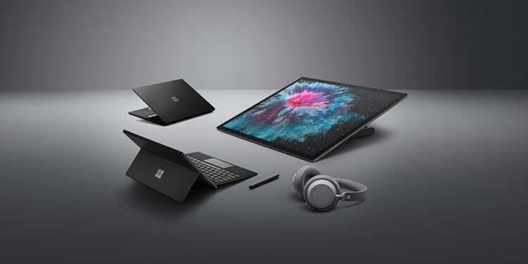 Microsoft Surface 2018: 5 Biggest Announcements Including OMG Noise-Cancelling Headphones!