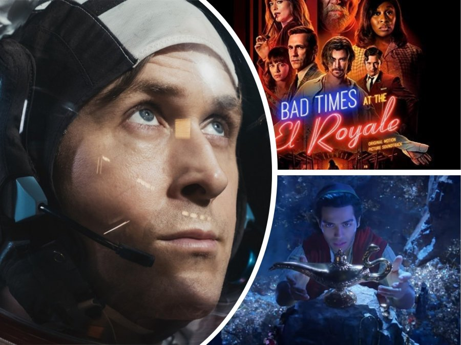 Movie News and Rumors: 'First Man', 'Bad Times at the El Royale' Premieres, 'Aladdin' First Teaser + 3 More