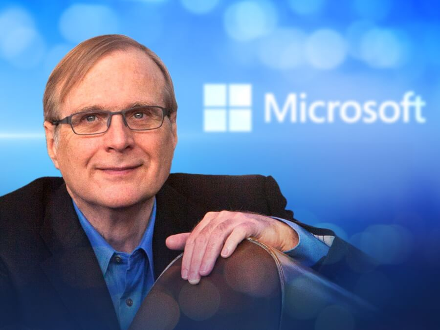 RIP: Microsoft Co-Founder Paul Allen, 65, Died from Cancer - 5 Milestones of Brilliant Mind