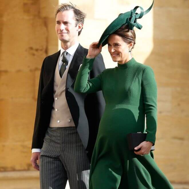 Pippa Middleton and James Matthews Baby's Name, Gender, Royal Title + More Details We Know So Far