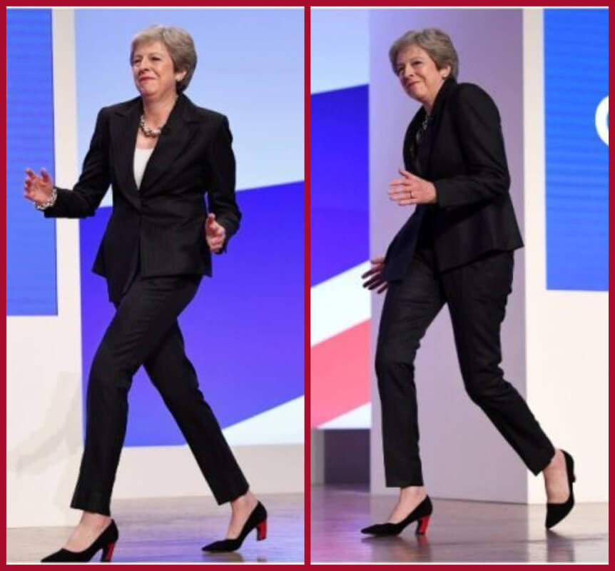 'Dancing Queen' of UK: 3 Awkward Performances Theresa May Gave Us So Far that Has Sparked Tons of Memes