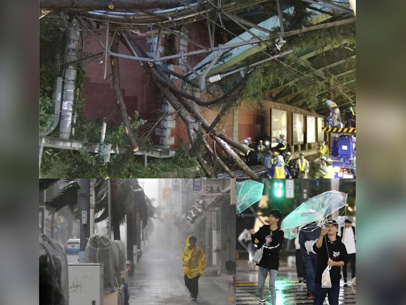 Typhoon Trami Hits Japan: 2 Dead and More Than 120 Injured (Heart-Wrenching Photos and Videos)