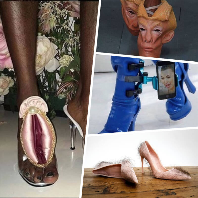 9 Out-Of-This-World Shoes That Will Ruin Any Fashion Week of Autumn 2018