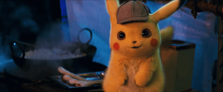 Detective Pikachu Movie What To Expect All Realistic Pokemon Cameo Trailer Inside