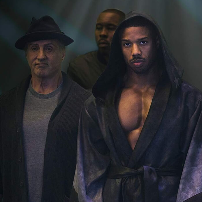 Creed II Review: Michael B. Jordan and Sylvester Stallone Fighting Against Cruel World...Again