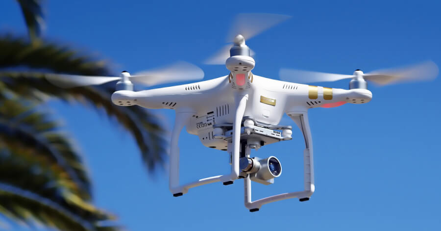 Unmanned Aerial Vehicles: Then And Now