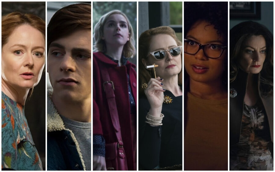 "QUIZ: Which ""Chilling Adventures Of Sabrina"" Character Are You?"