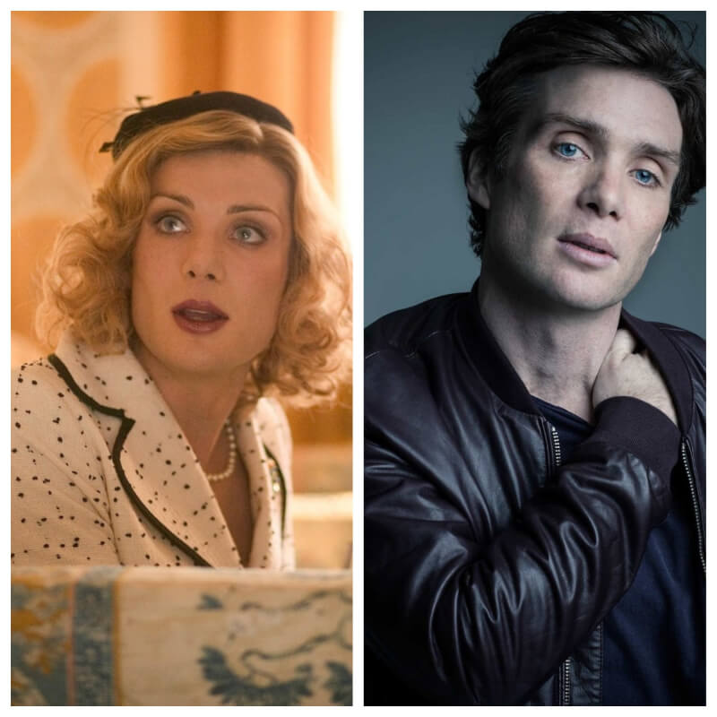 This Hot Blond is Cillian Murphy?! 6 Actors Who Brilliantly Transformed Into Opposite Sex