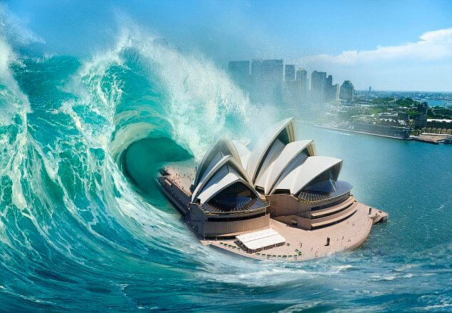 Australia and New Zealand Need to Prepare for the Worst Storm and Tsunami that Could Level Entire Cities