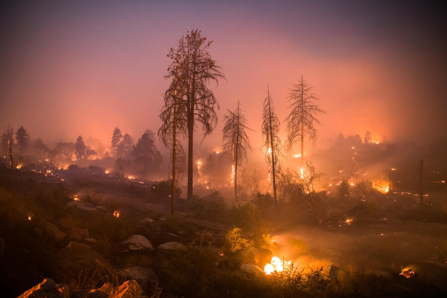 Catastrophic California Wildfires: 79 People Died, More Than 1000 Missing and Fire Is Far from Over (Pictures)