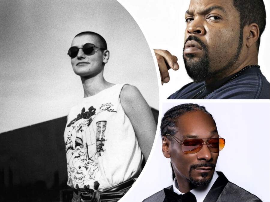 Snoop Dogg, Sinéad O'Connor + 7 More Celebrities Who Converted To Islam And You Might Not Even Know About It