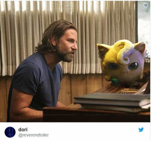 Detective Pikachu Memes: 'A Pokemon Is Born' Jigglypuff Crossover, Messed-Up Psyduck and More