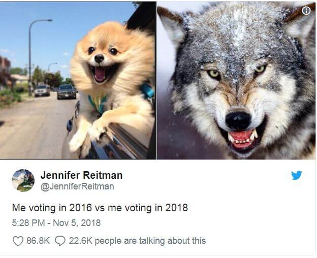 election-meme-2016-vs-2018-photo
