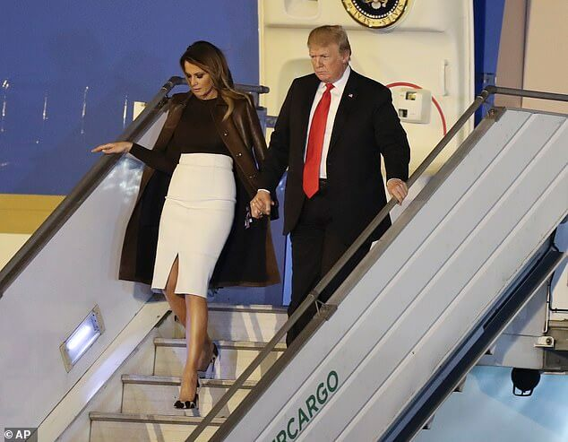 G20 Summit Fashion: Melania Trump, Brigitte Macron + Other First Ladies and Stylish Powerful Women Seen in Argentina
