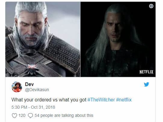Netflix Why 9 Hilarious Memes Inspired By Henry Cavill In The