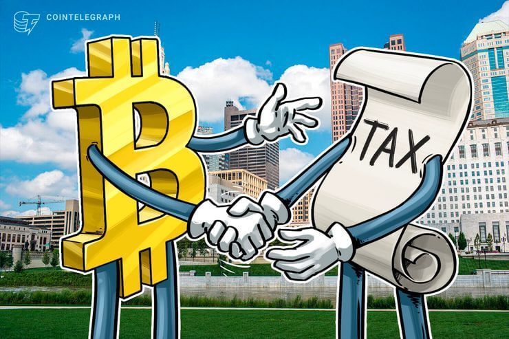 Second Change for Cryptos - Ohio Is the First (and Only) State that Allows Businesses to Pay Taxes with Bitcoin