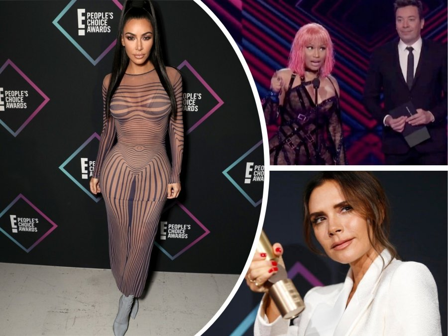 People's Choice Awards 2018: Best Celebrities Red Carpet Looks, Winners and Highlights