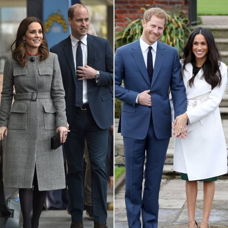 Awesome Foursome Are Fighting? Meghan Markle and Prince Harry Are Moving Out After Tension With Kate and William