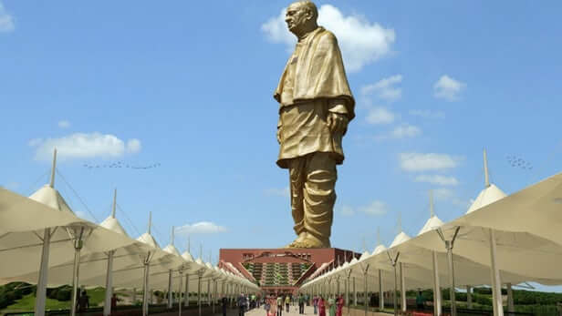 World's Tallest Statue Opens In India: It's Twice Bigger Than Statue Of Liberty And Costs $430M!