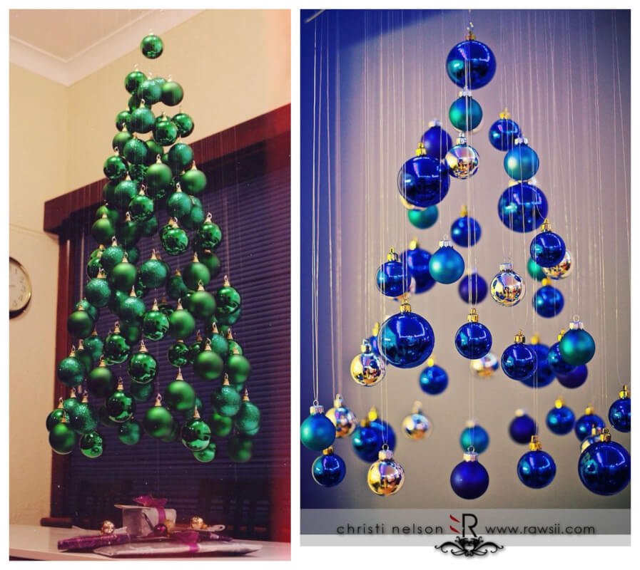 Christmas Tree Alternative.Tired Of Classic Check Out 7 Alternative Christmas Tree