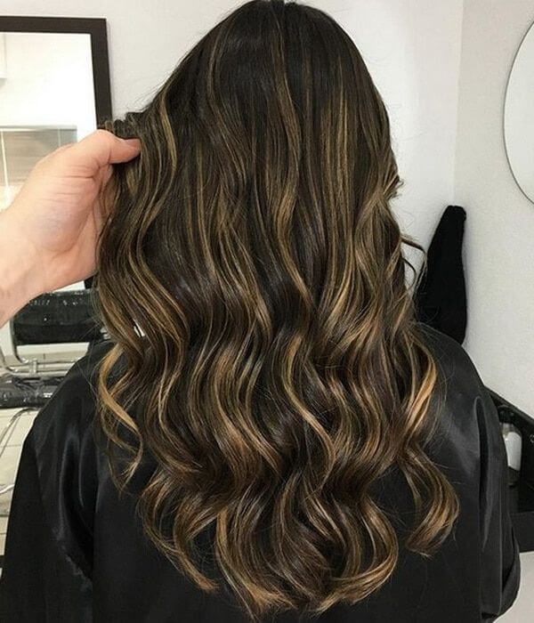 Dark Hair Color Trends 2019: Top 8 Of The Most Popular Hair Colors Of 2019