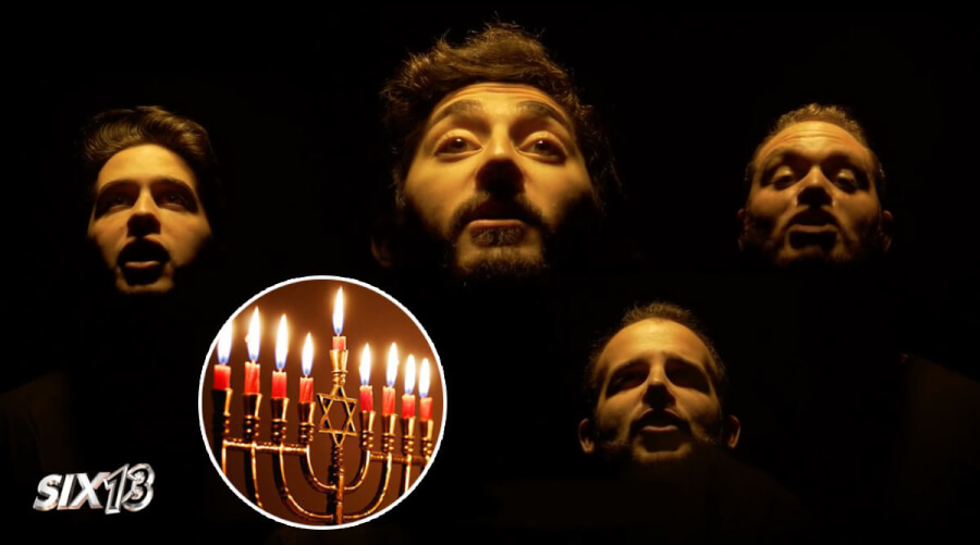 6 VIRAL and Funny Video to Celebrate Hanukkah 2018 (Including Cool Queen's Song Cover)
