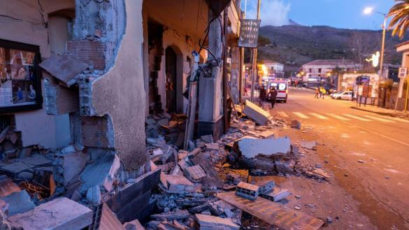 Earthquake Hit Italy, Penny Cook Dies Aged 61 + 3 More Hot News of Thursday, Dec.27